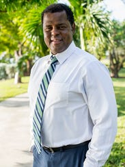 Michael Chatman of the Cape Coral Community Foundation.