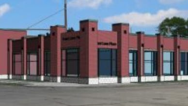 HeartLove Place plans to develop its new building east of N. King Drive and north of W. Burleigh St. It would provide job training and other community services.