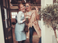 Doutzen Kroes makes sure to snap a photo in her favorite