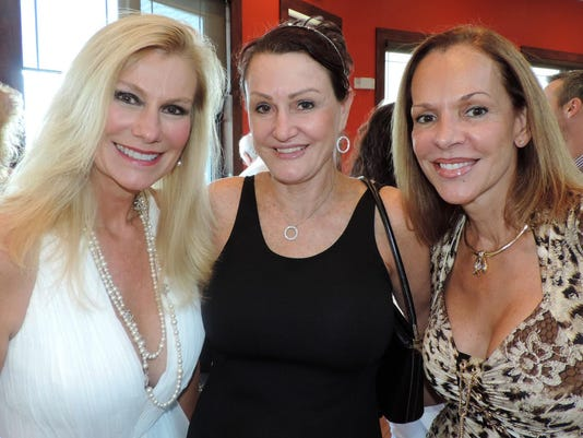 Sandy Stilwell, Lisa Groff & Maria Brickman