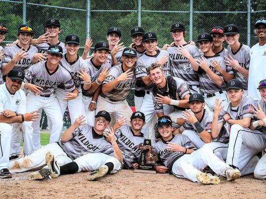 Make that four Division 1 district baseball titles