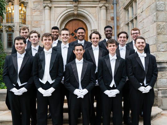 Yale Whiffenpoofs