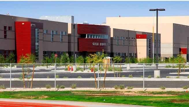 Gila Ridge High School in Yuma, Arizona.