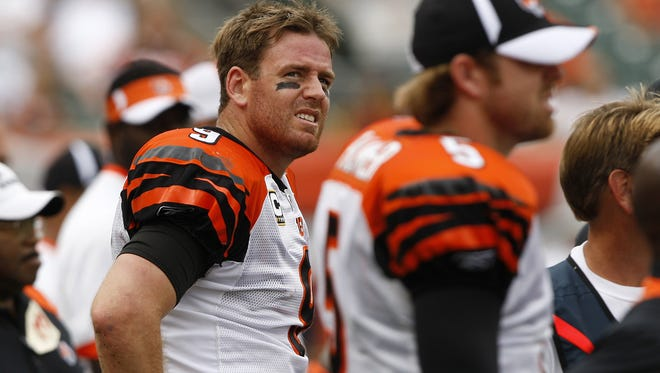 Palmer was ready to end his Bengals career in the offseason of 2011.