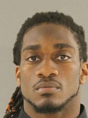 A.J. Johnson was released after posting a $40,000 bond.