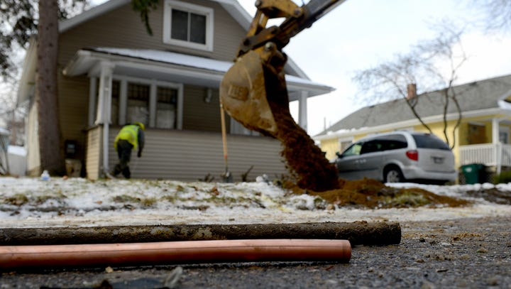 Do you have lead service lines? Your water utility will replace them