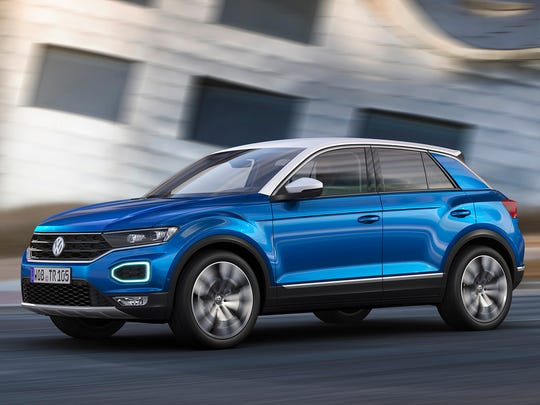 This photo provided by Volkswagen shows the 2018 Volkswagen