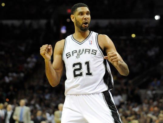 USP NBA: PLAYOFFS-DALLAS MAVERICKS AT SAN ANTONIO S BKN USA TX