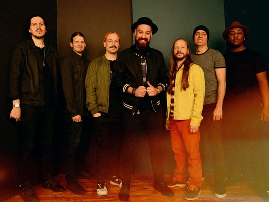 Denver-based The Motet will headline the Friday night