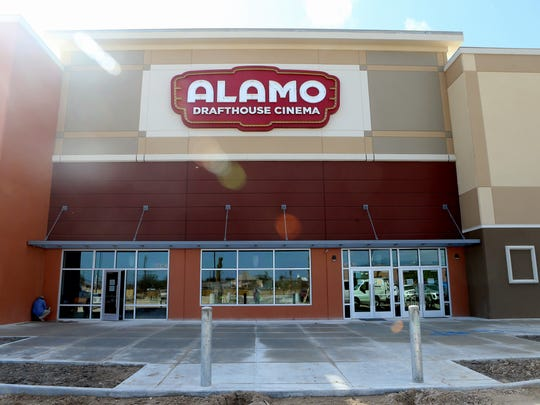 The Alamo Drafthouse Wednesday, Jan. 12, 2017, in Corpus