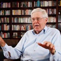 Kansas Billionaire Charles Koch oversees Koch Industries