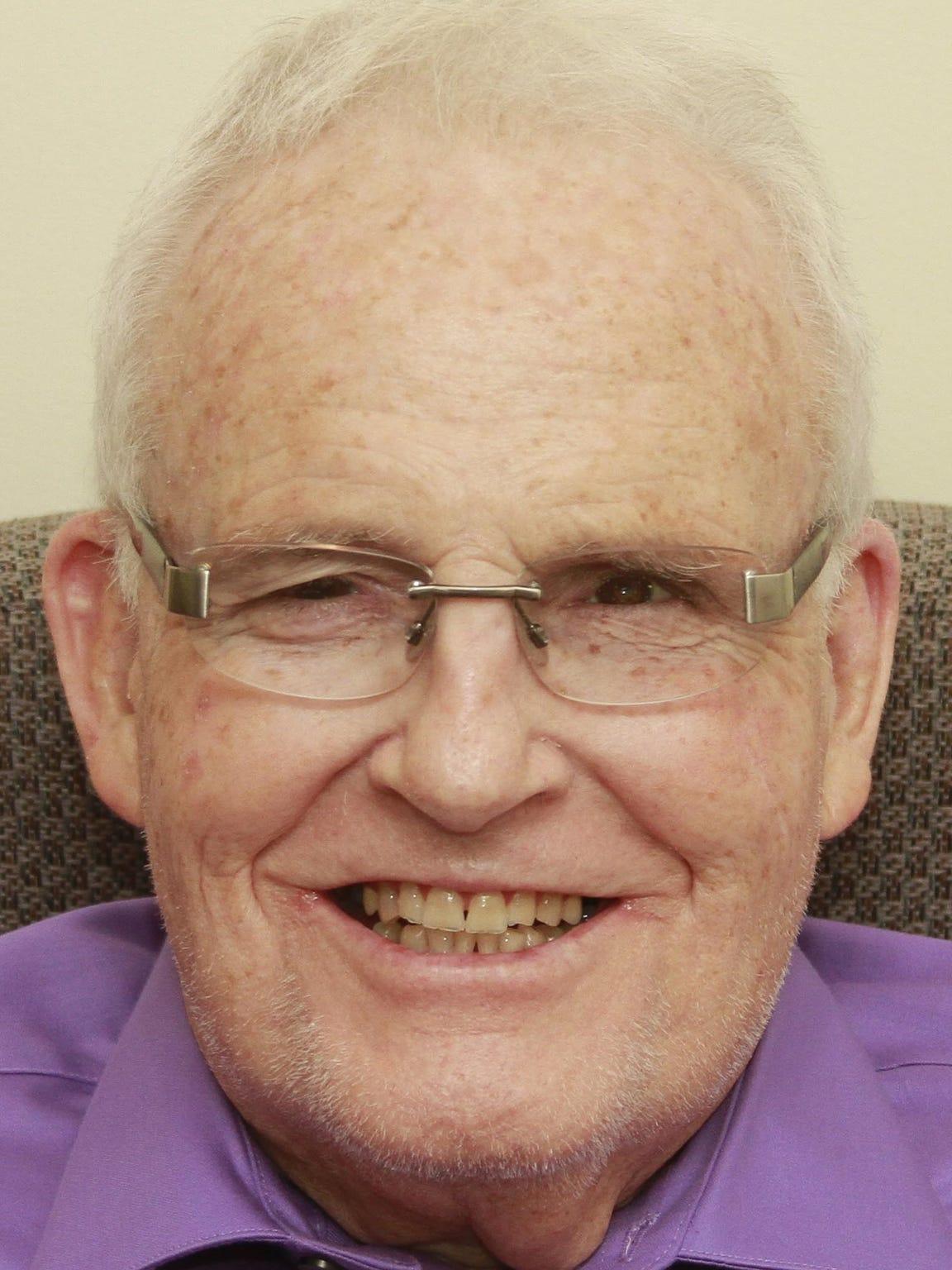 Bob Stone, the Treasure Coast's first fulltime state