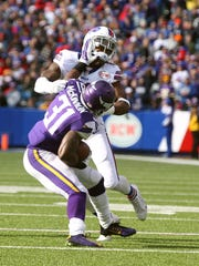 The return of safety Aaron Williams should bolster the Bills defense.