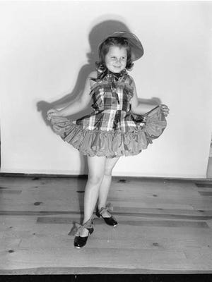 Contact Lyn Kidder at words0250@gmail.com to help identify the little tap dancer.
