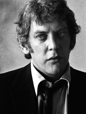 "This image of Donald Sutherland is one of many internationally renowned celebrity photographer Guy Webster has taken in his career. Webster will give a presentation of unpublished images titled ""Second Look"" at 7 p.m. Feb. 20 at Help of Ojai's Kent Hall."