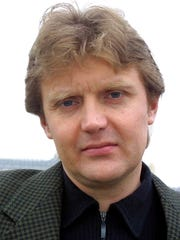 In this May 10, 2002 file photo Alexander Litvinenko,