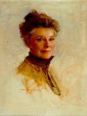 Everett Raymond Kinstler (American, b. 1926), Katharine