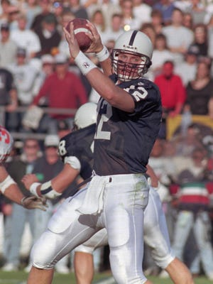Is Kerry Collins the greatest Penn State quarterback of the past 25 years? He might be now, but Trace McSorley is building his own case.