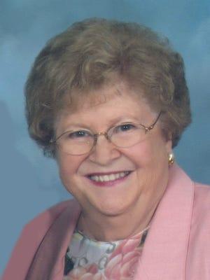 Ruth Ehrmann, 89