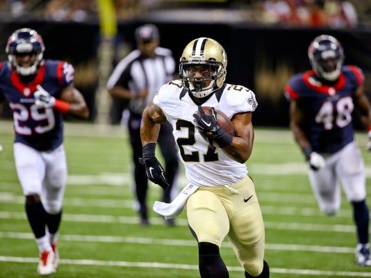 NFL: Preseason-Houston Texans at New Orleans Saints