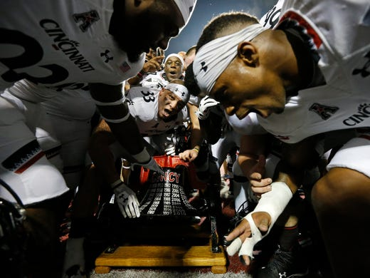 Doc's Morning Line: Is the Victory Bell Bowl still a rivalry? UC has dominated Miami.