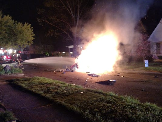Hudson Avenue crash 2