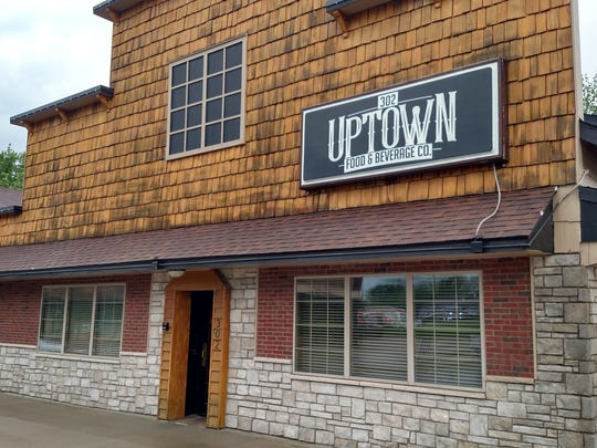 Uptown Food & Beverage is located in the Uptown area of Ankeny.