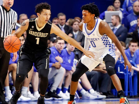 Payton Willis, De'Aaron Fox
