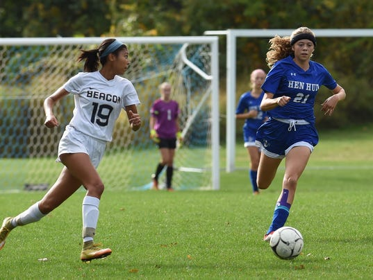 Girls soccer: Beacon v. Hendrick Hudson