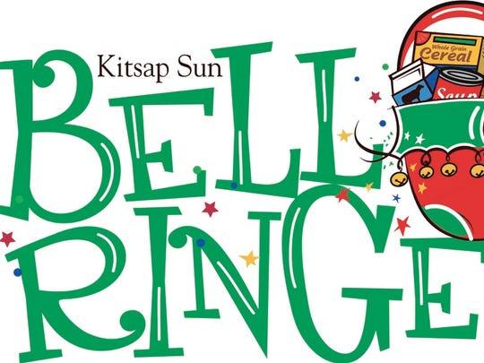 Kitsap Sun Bellringer campaign