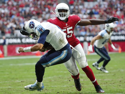 Titans vs Cardinals