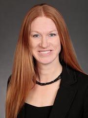Sen. Amy Sinclair, R-Allerton