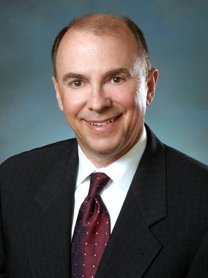 Richard Boals, who retired from the top job at Phoenix-based health insurer Blue Cross Blue Shield in July, was replaced last month by Pam Kehaly.
