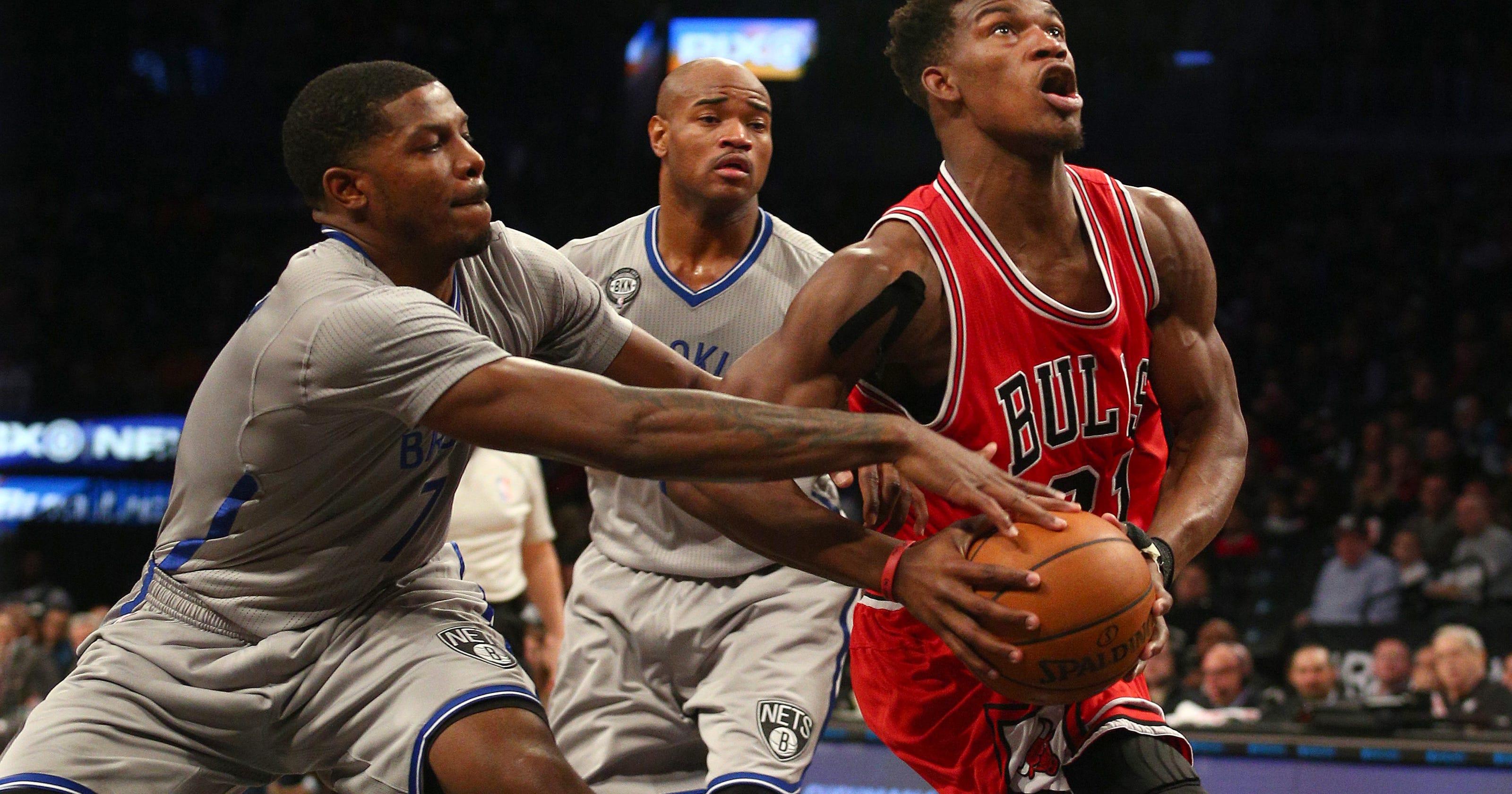 d1cab4b330f Brooklyn Nets lose to Chicago Bulls