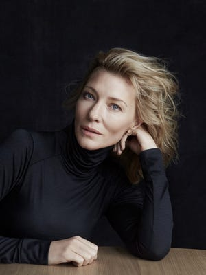 Stage and screen veteran Cate Blanchett will make her Broadway debut in 'The Present.'