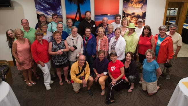 News-Press Insiders enjoyed a Caloosahatchee River cruise with Pure Fort Myers on Feb. 4. The Insiders were joined by News-Press photographers Andrew West and Sarah Coward, who provided photography tips.