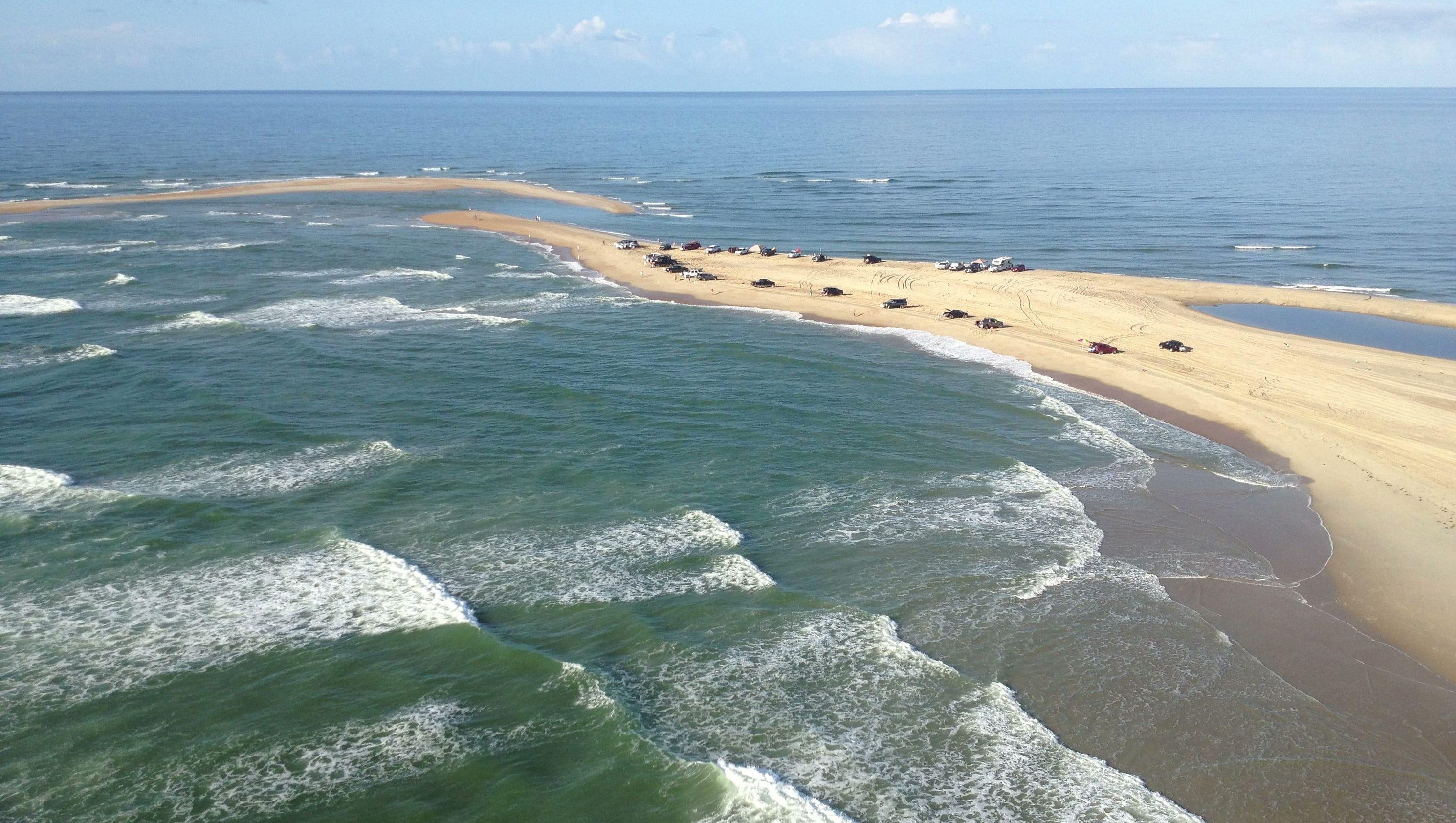 explore the best beaches in north carolina