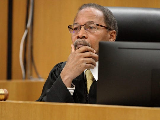 Superior Court Judge Wendel E. Daniels