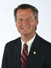 Mayor Tim Burchett is running for U.,S House of Representatives