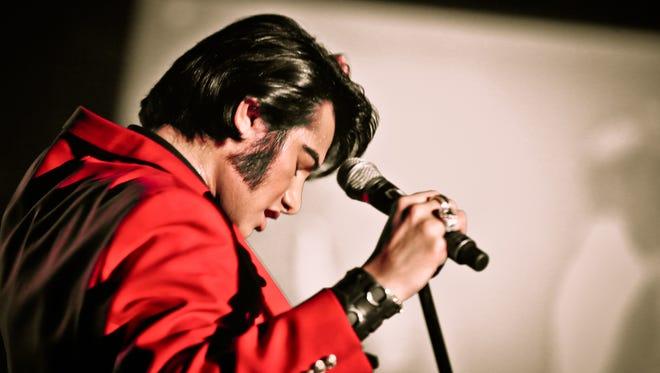 Joseph Hall is an Elvis tribute artist who was a finalist on America's Got Talent in 2008.
