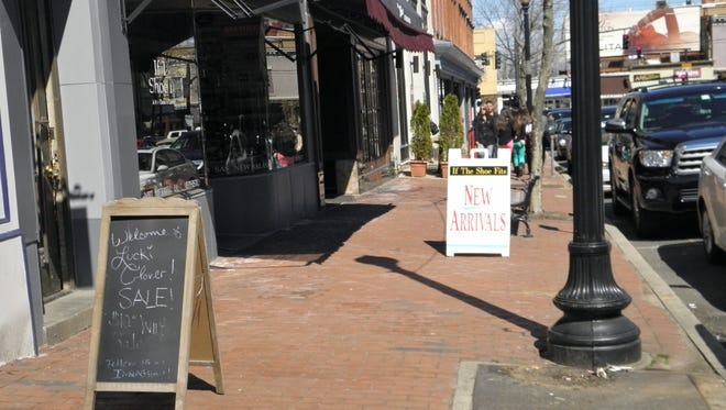 Several new stores are coming to Red Bank's downtown.