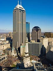 Salesforce is expanding its operations in Downtown Indianapolis and renaming the city's tallest building Salesforce Tower.