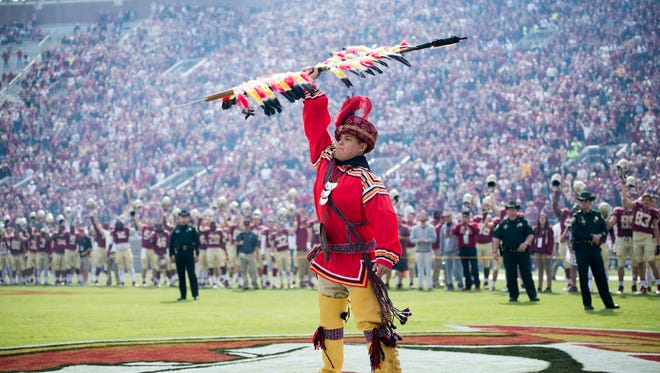 In Doak Campbell Stadium, your past transgression don't matter any more.