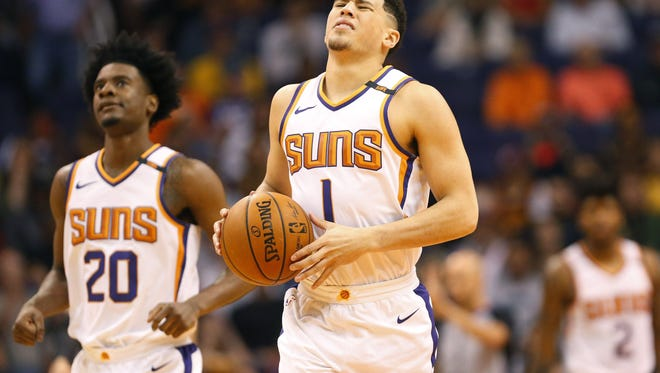 Devin Booker was not happy the Suns released his friend, Tyler Ulis, a source told azcentral sports.