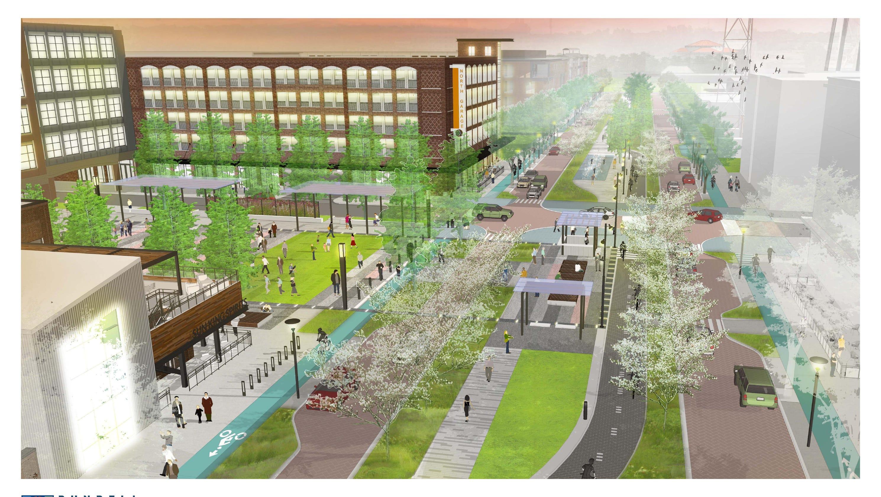 carmel spending 23 million to expand transform monon greenway