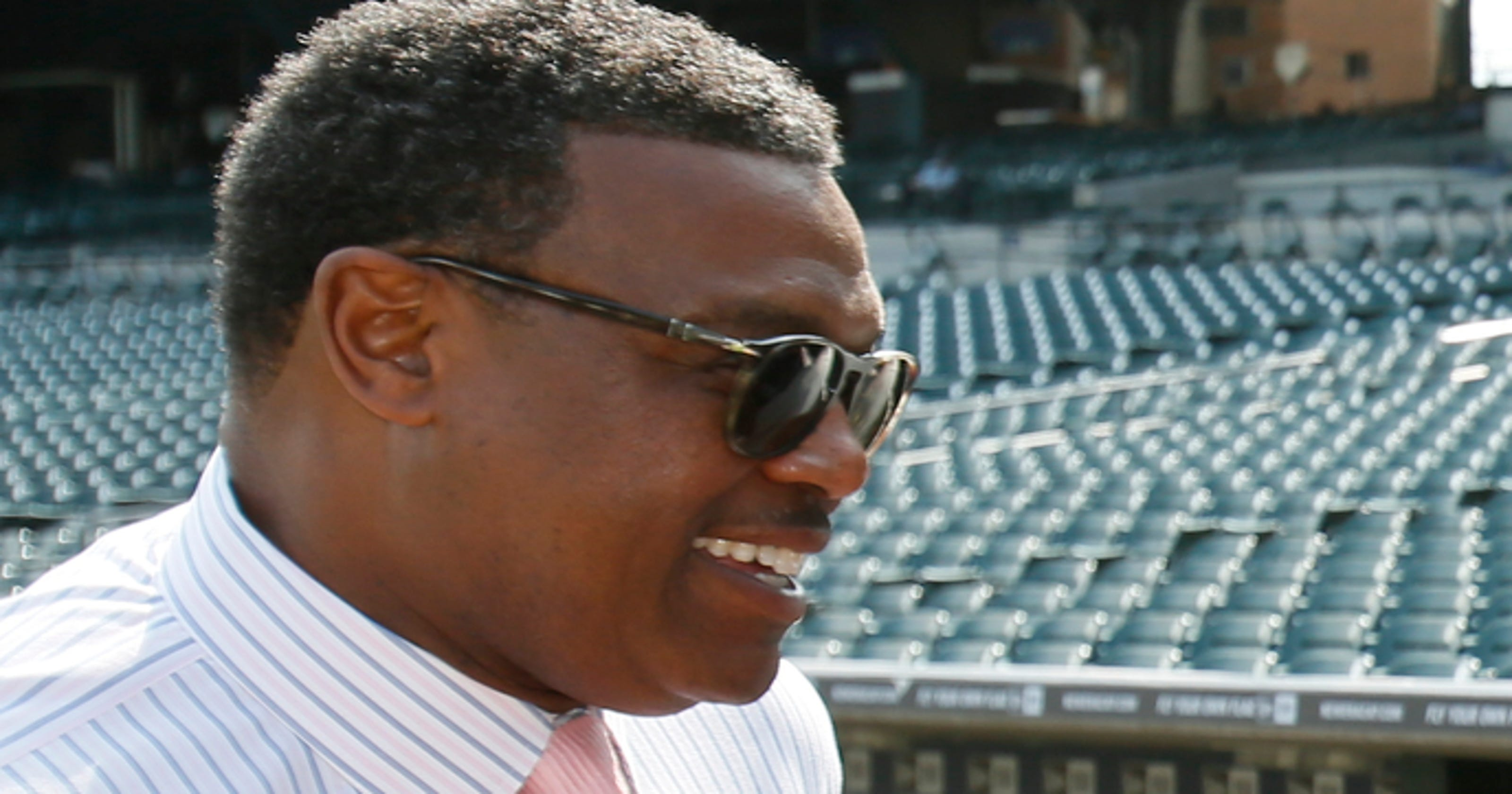 Detroit Tigers' Rod Allen: I've always been an 'honorable professional'