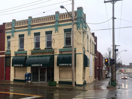 Cappy's cards and gifts was a fixture in downtown Elmira
