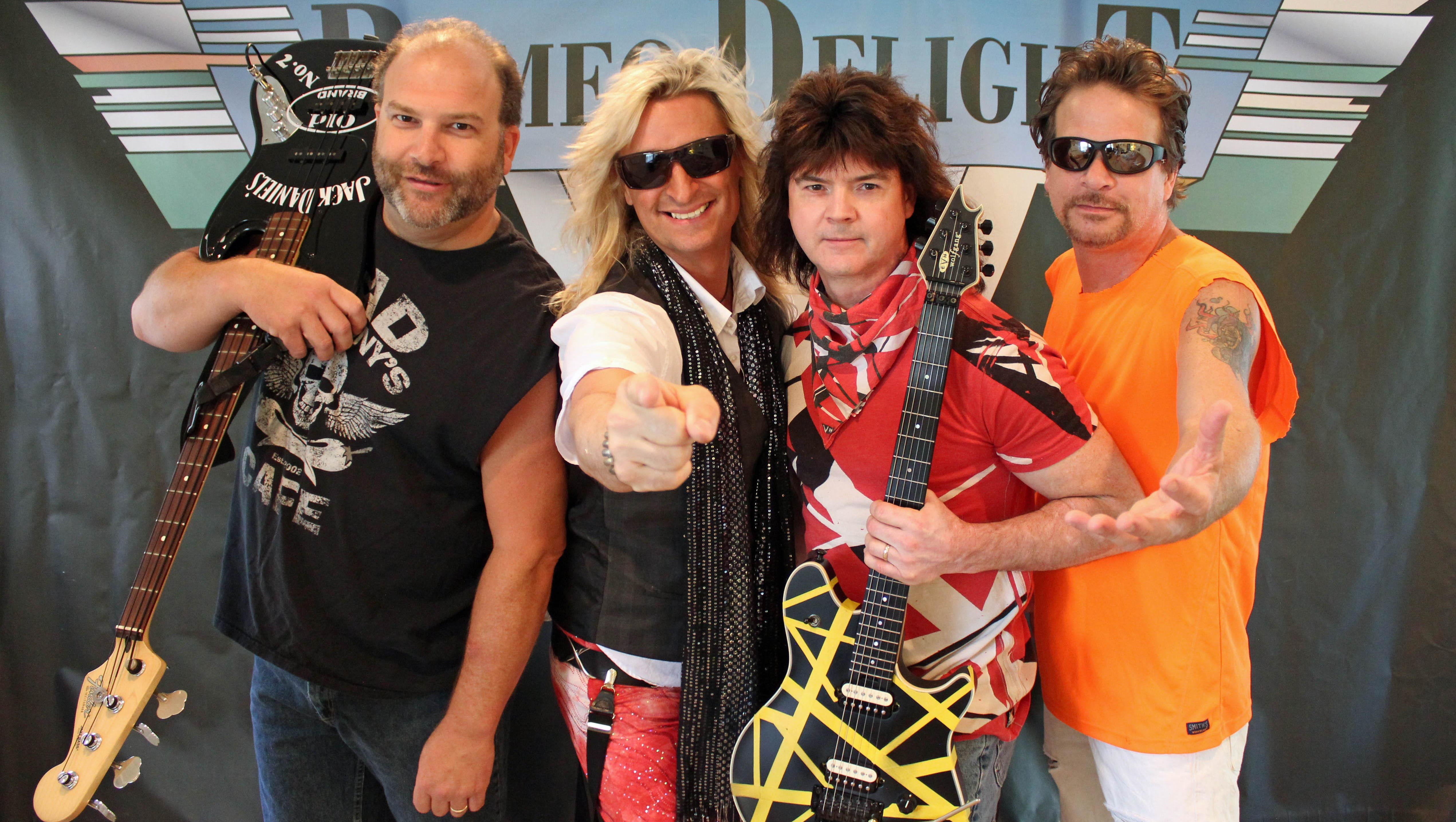 Around Tribute Band Lakewood Bound Monkees Van Halen qwnPgzY
