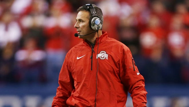 Ohio State coach Urban Meyer is projected to ink the Big Ten's best football recruiting class next week.