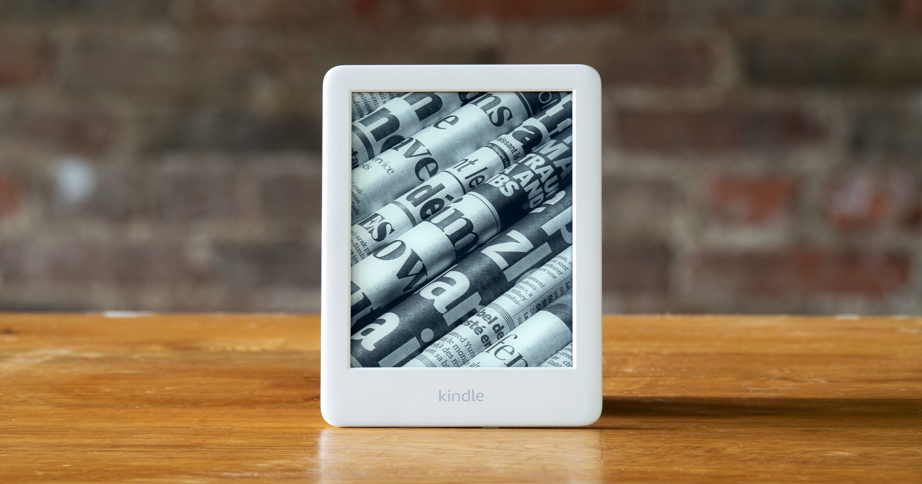 Kindle Vs Sony Reader: Review: All-new Amazon Kindle (10th Generation